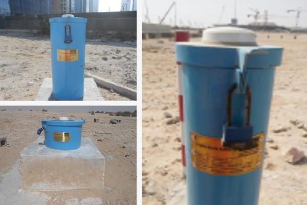 Groundwater Qatar: HT Hydrotechnik